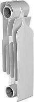 Радиатор биметаллический BiLux Plus R200 (1 секция) -