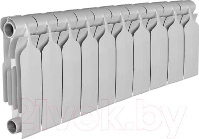 Радиатор биметаллический BiLux Plus R200 (10 cекций)