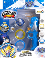 Игрушка детская Infinity Nado Волчок Адвансд Ares Wings / 37703 -