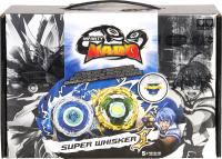 Игровой набор Infinity Nado Волчок Крэк Super Whisker / 36063 -