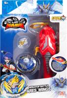 Игрушка детская Infinity Nado Волчок Ориджинал Ares Wings / 37699 -