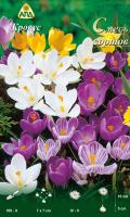Семена цветов АПД Крокус смесь сортов / A30317 (20шт) -
