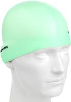 Шапочка для плавания Mad Wave Pastel (зеленый) -