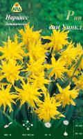 Семена цветов АПД Нарцисс Рип Ван Уинкл ботанический / A30633 (5шт) -