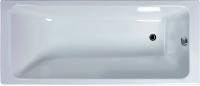 Ванна чугунная Универсал Оптима-У 160х70 (с ножками) -