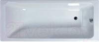 Ванна чугунная Универсал Оптима-У 160х70 (без ножек) -