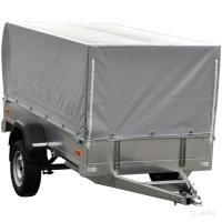 Прицеп для автомобиля ССТ ССТ-7132-2 К высокий (с тентом) -