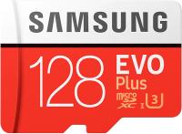 Карта памяти Samsung Evo Plus MicroSD 128GB (MB-MC128HA/RU) -