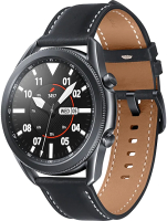 Умные часы Samsung Galaxy Watch3 45mm / SM-R840NZKACIS (черный) -