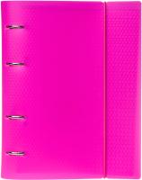 Тетрадь Hatber Diamond Neon / 120ТК5Вр1-02033 (розовый) -