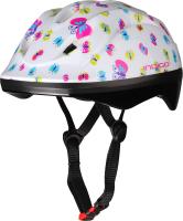 Защитный шлем Indigo Butterfly IN071 (M, белый) -