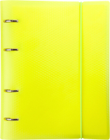 Тетрадь Hatber Diamond Neon / 120ТК5Вр1-02037 (желтый) -