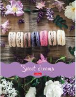 Тетрадь Hatber Sweet Dreams / 240ТК5В1-23205 -