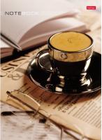 Блокнот Hatber Кофе-брейк / 80ББ4B1-07461 -