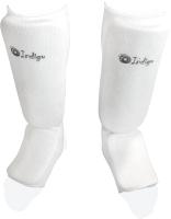Защита голень-стопа Indigo PS-1316 (L, белый) -