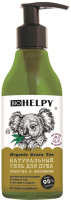 Гель для душа Bio Helpy Натуральный энергия и витамины (400мл) -