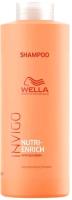 Шампунь для волос Wella Professionals Invigo Nutri-Enrich ультрапитательный (1л) -