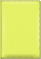 Ежедневник Hatber Ляссе Nebraska Thermo Charm / 176Ед5-03221 (лимонный) -