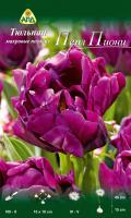 Семена цветов АПД Тюльпан Пепл Пиони махровый поздний / A30965 (10шт) -