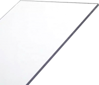 Монолитный поликарбонат Карбогласс Кристалл 2050x3050 (3мм, прозрачный) -