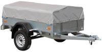 Прицеп для автомобиля ССТ ССТ-7132-03 низкий (с тентом) -