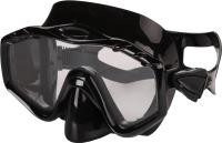 Маска для плавания Indigo Crow / IN055 (черный) -