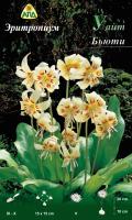 Семена цветов АПД Эритрониум Уайт Бьюти / A30910 -