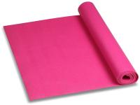 Коврик для йоги и фитнеса Indigo PVC YG03 (цикламеновый) -