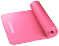 Коврик для йоги и фитнеса Indigo NBR IN104 (цикламеновый) -