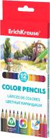 Набор цветных карандашей Erich Krause ArtBerry / 49886 (12цв) -
