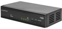 Тюнер цифрового телевидения Harper HDT2-2030 DVB-T2 -