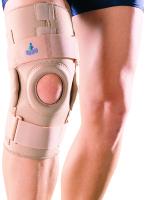 Ортез коленный Oppo 1031 (L, бежевый) -