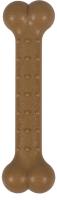 Игрушка для собак Duvo Plus Кость / 10127/DV (коричневый) -