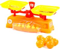 Весы игрушечные Полесье Чебурашка и крокодил Гена / 84262 -