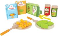 Набор игрушечных продуктов Hape Паста / E3125-HP -