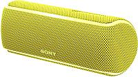 Портативная колонка Sony SRS-XB21 (желтый) -