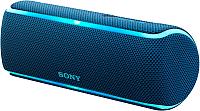 Портативная колонка Sony SRS-XB21 (синий) -