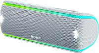 Портативная колонка Sony SRS-XB31 (белый) -