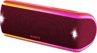 Портативная колонка Sony SRS-XB31 (красный) -