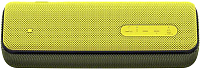 Портативная колонка Sony SRS-XB31 (желтый) -