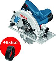Профессиональная дисковая пила Bosch GKS 190 Professional (0.615.990.K3V) -