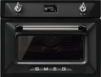 Электрический духовой шкаф Smeg SF4920MCN1 -