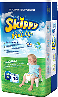 Подгузники-трусики Skippy Pull-Up 6 (44шт) -