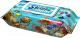 Влажные салфетки Skippy Aqua с клапаном (80шт) -