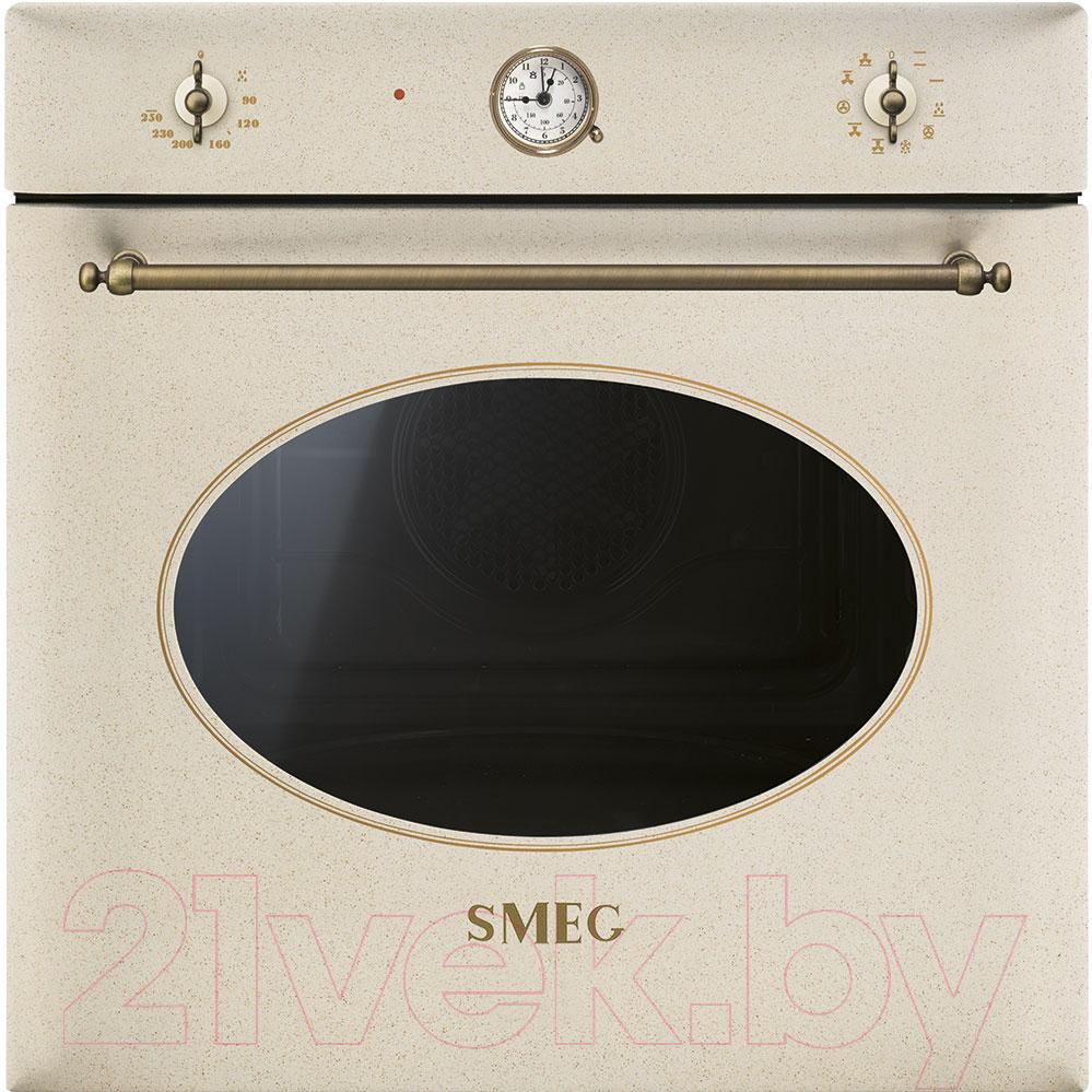 Купить Электрический духовой шкаф Smeg, SF855AVO, Италия