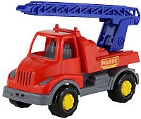 Автомобиль игрушечный Полесье Леон пожарная спецмашина / 52889 -