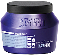 Маска для волос Kaypro Special Care Botu-Cure для сильно поврежденных волос (500мл) -