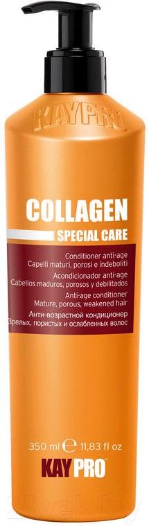 Купить Кондиционер для волос Kaypro, Special Care Collagen Anti-Age для пористых и ослабленных волос (350мл), Италия, Collagen Special Care (Kaypro)