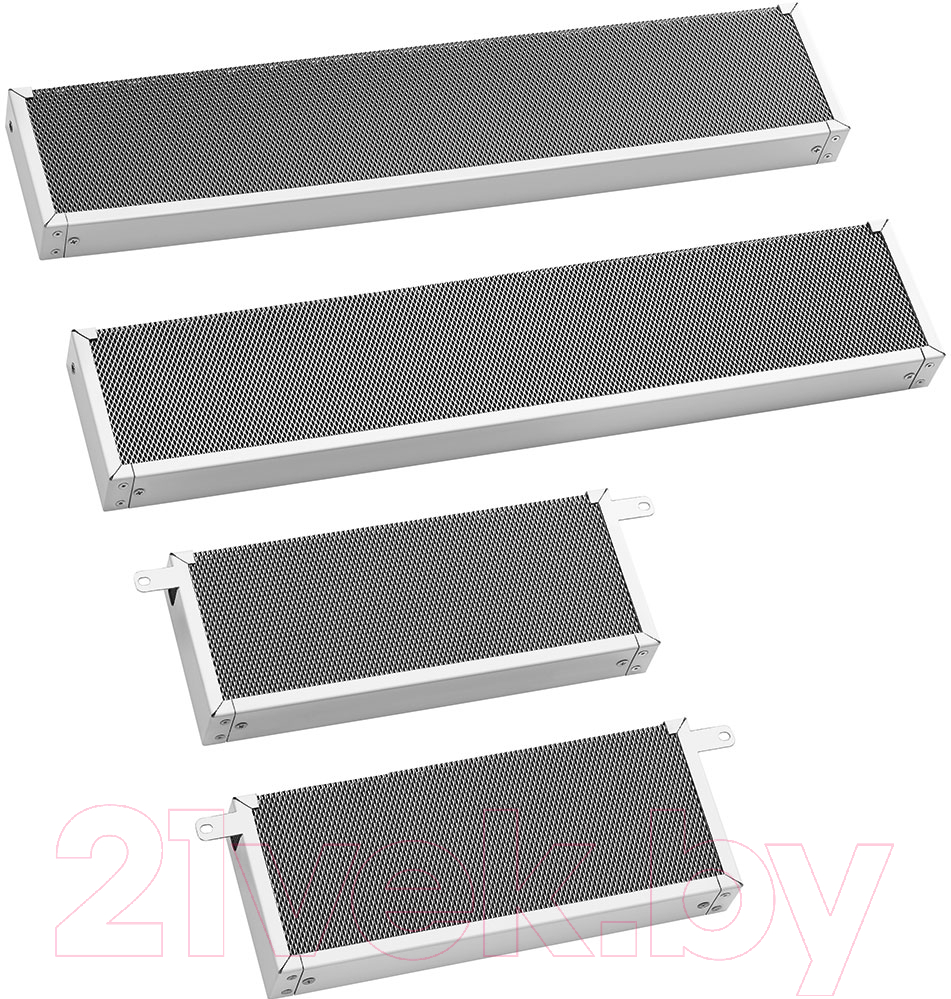 Купить Комплект фильтров для вытяжки Smeg, KITFLTKF, Китай