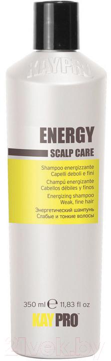 Купить Шампунь для волос Kaypro, Scalp Care Energy против выпадения для слабых и тонких волос (350мл), Италия